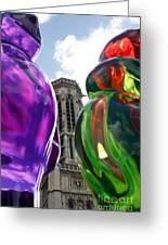 Gummy Bears Still On Tour Greeting Card