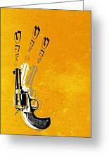 Gun 16 Greeting Card