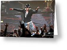 Guns N' Roses Greeting Card