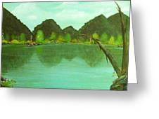 Guntersville Lake Greeting Card