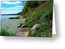 Guogu Mound Greeting Card