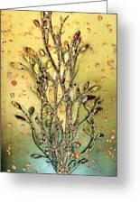 Gustav's Tree Greeting Card