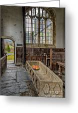 Gwydir Chapel Greeting Card