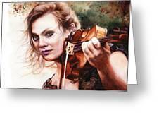 Gypsy In My Soul Greeting Card