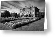 Haddo House Greeting Card by Dave Bowman