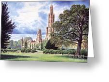 Hadlow Tower Greeting Card