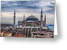 Hagia Sophia 19 Greeting Card