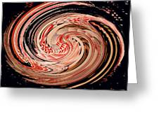 Haida Spiral Greeting Card