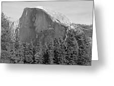 Half Dome Yosemite Greeting Card by Heidi Smith