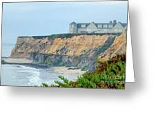 Half Moon Bay Greeting Card