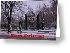 Halifax Christmas Greeting Card