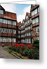 Hamburg Greeting Card