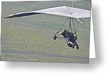 Hang Glider 2 Greeting Card