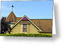Hanlon-osbakken House Greeting Card