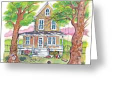 Hannah's House Greeting Card