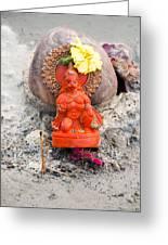 Hanuman Greeting Card