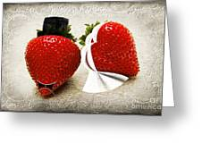 Happily Berry After Greeting Card