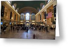Happy 100th Birthday Grand Central Terminal Greeting Card