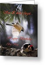 Happy Birthday Big Boy Greeting Card