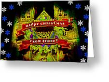Happy Christmas From Sydney Greeting Card