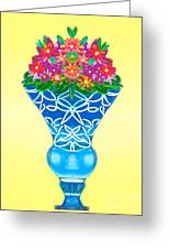Happy Day Urn Greeting Card