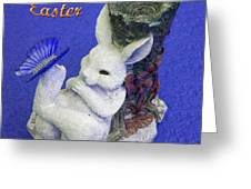 Happy Easter Card 3 Greeting Card