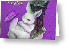 Happy Easter Card 4 Greeting Card