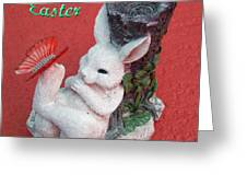 Happy Easter Card 5 Greeting Card