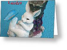 Happy Easter Card 7 Greeting Card