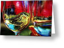 Happy Hour  2 For 1  Greeting Card