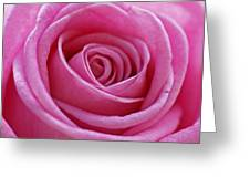 Happy Pink Greeting Card