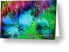 Happy Place 1 Greeting Card