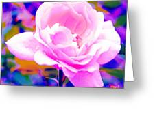 Happy Rose Greeting Card