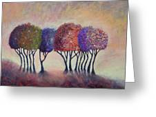 Happy Trees To You Greeting Card