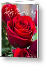 Happy Valentine's Day # 9 Greeting Card