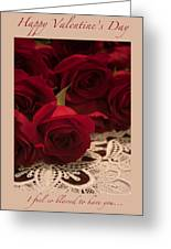 Happy Valentine's Day #7 Greeting Card