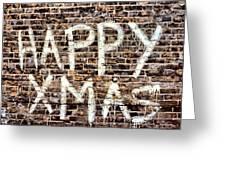 Happy Xmas Greeting Card