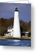 Harbor Light Greeting Card