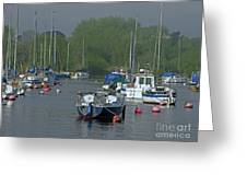 Harbor Rest Greeting Card