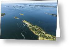 Harpswell, Maine Me Greeting Card
