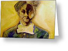 Harriet  Greeting Card by Sidney Holmes