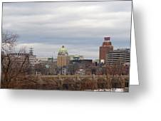 Harrisburg City Greeting Card