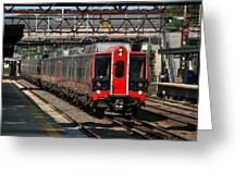 Harrison Station Express Greeting Card