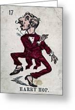 Harry Hop Greeting Card