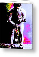 Harry Houdini - 20130208 Greeting Card