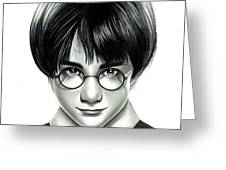 Harry Potter And The Philosopher's Stone Greeting Card