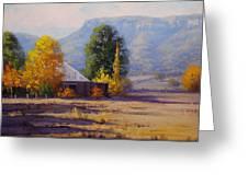Hartley Autumn Greeting Card