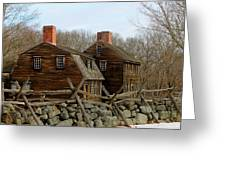 Hartwell Tavern 3 Greeting Card