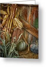 Harvest Corner Greeting Card