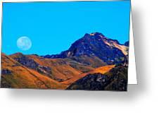 Harvest Moon 2 Greeting Card